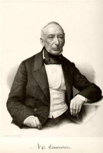 Nicolaus Hudtwalcker, 1853