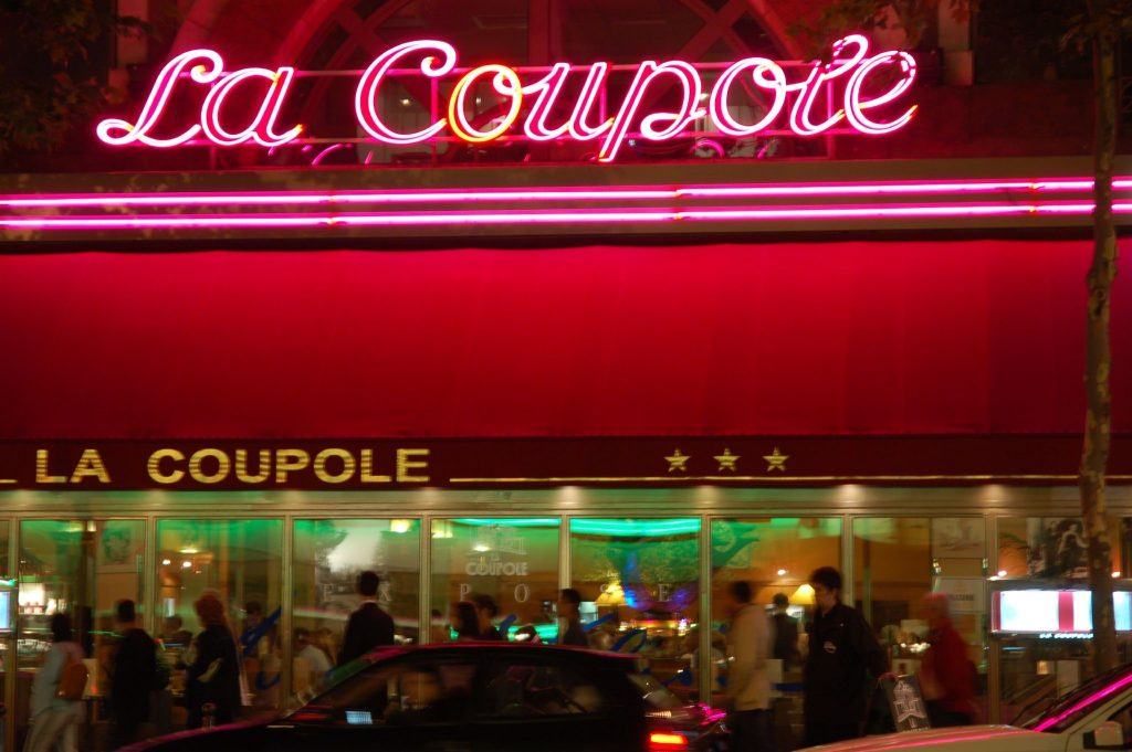 La Coupole, Paris