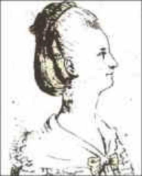 Cathrine Margrethe Hudtwalcker (1645/46 – 1699/1700)