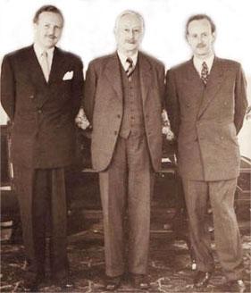 Carl Heinrich, Heinrich Carl and Jürgen Olaf