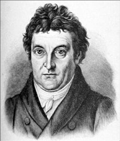 Johann Gottlieb Fichte (1762 – 1814)